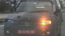 Renault Kayou spy photo