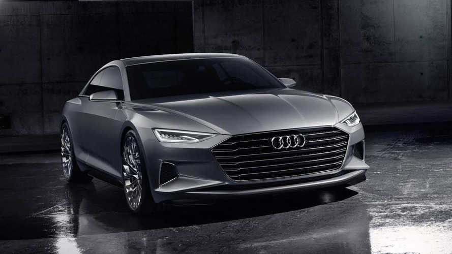 New Audi A6 coming in 2017, will feature Prologue-inspired styling