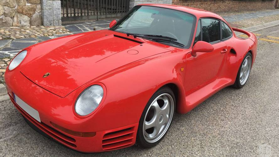 Is This Porsche 959 Replica Really Worth $336K?