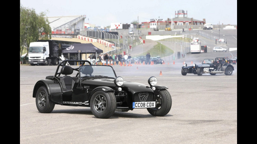 Caterham Seven CDX Limited Edition
