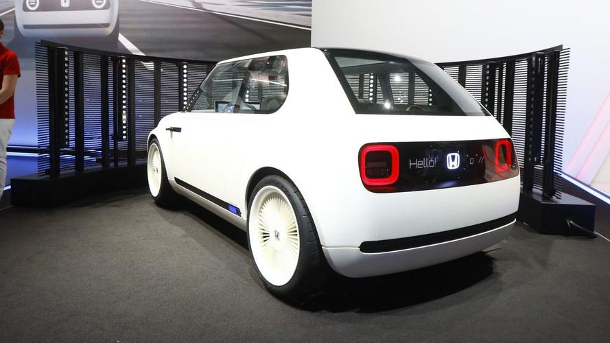 Honda creará más prototipos eléctricos con estética vintage