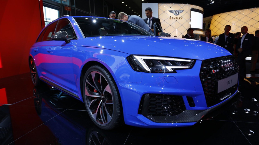 2018 Audi RS4 Avant Blends Power With Practicality
