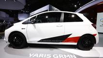 Toyota Yaris GRMN live in Frankfurt