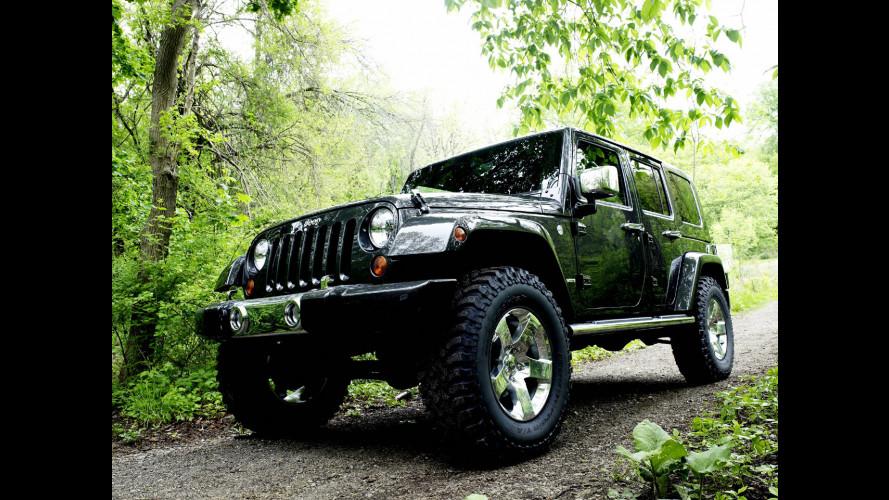 Jeep Wrangler JT e Ultimate