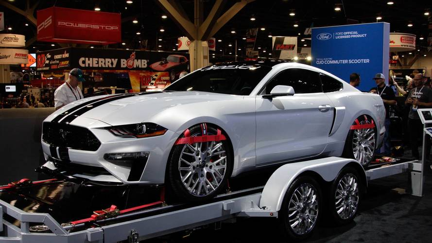 2018 Ford Mustang Fastback by Air Design