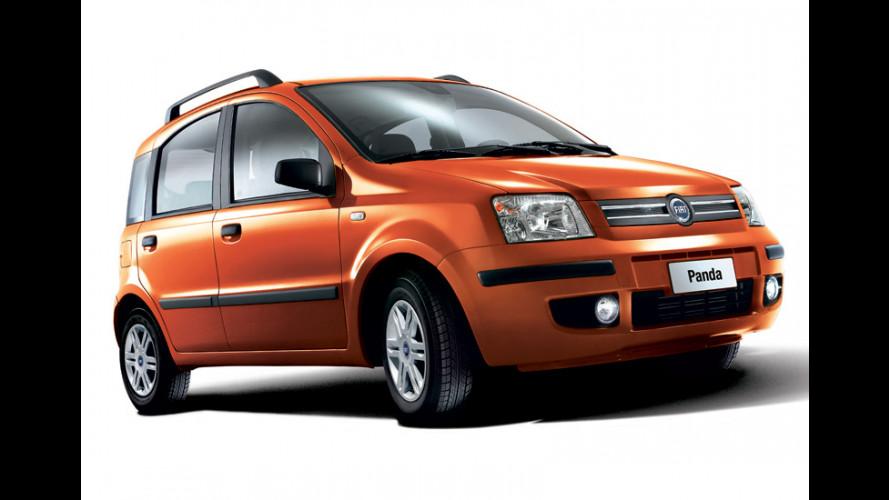 Fiat Panda model year 2007