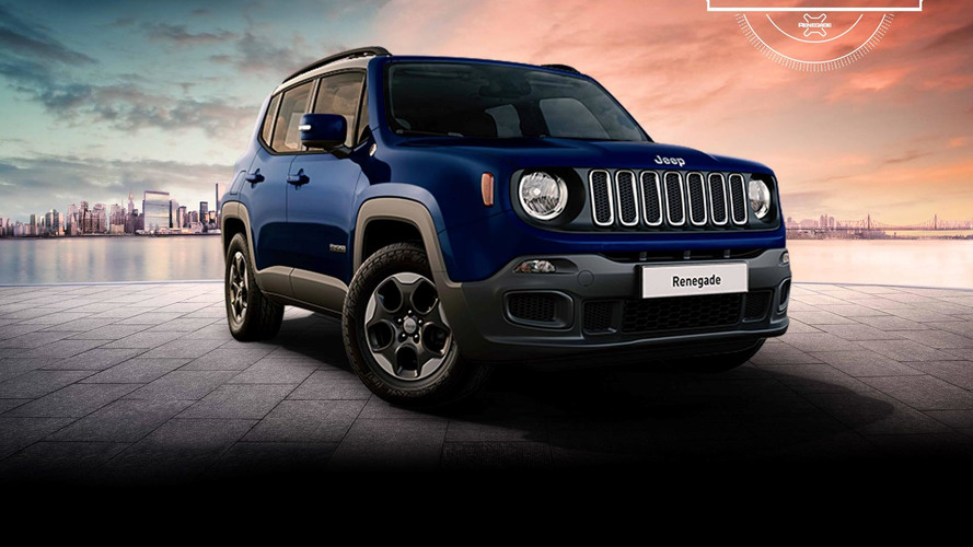 Jeep Renegade'e yeni donanım seviyesi eklendi