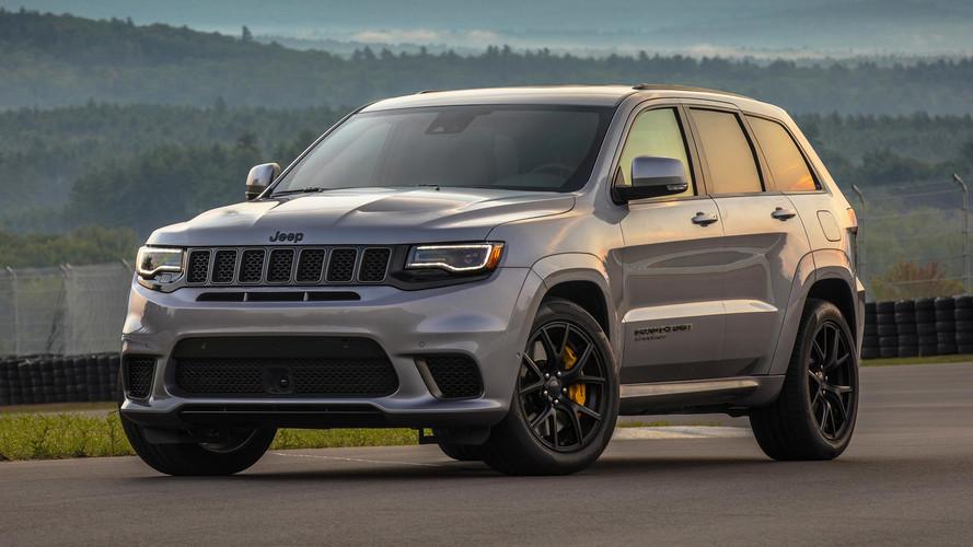 Jeep Grand Cherokee Trackhawk 2018, primera prueba