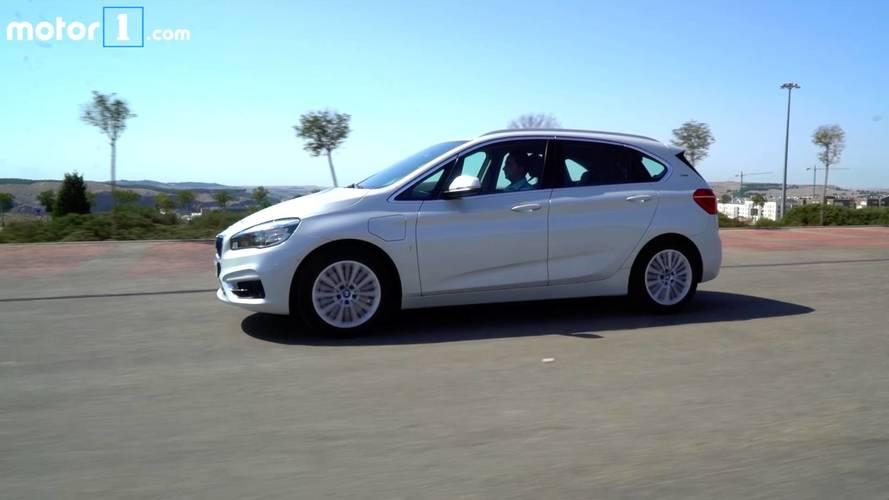 ¿Qué coche comprar? BMW 225xe iPerformace Active Tourer