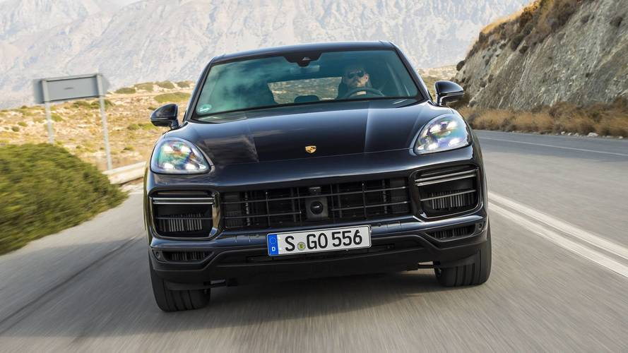 Porsche To Make Up Its Mind About Macan, Cayenne Coupes In 2018