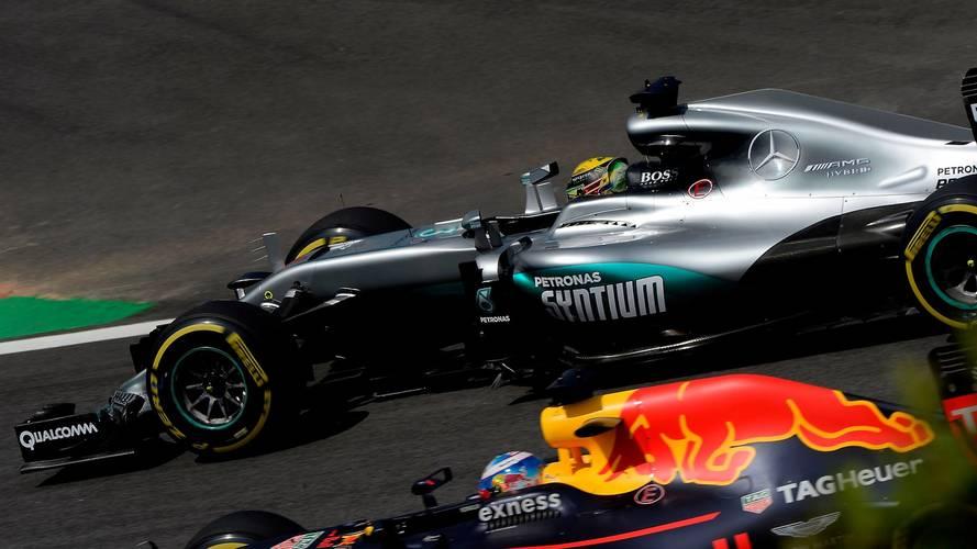 Los horarios del GP de Brasil 2017 de F1