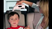 Honda Odyssey 2014 aspirapolvere