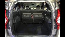 Dacia Lodgy al Salone di Ginevra 2012