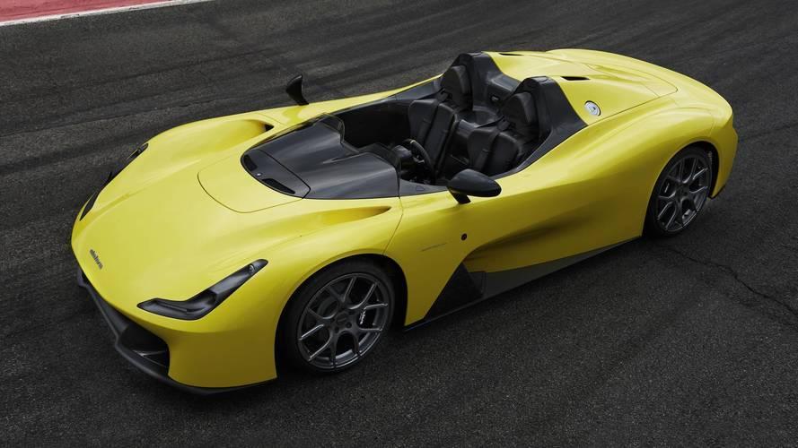 Dallara Stradale Packs 400 HP In A Very Light And Versatile Body
