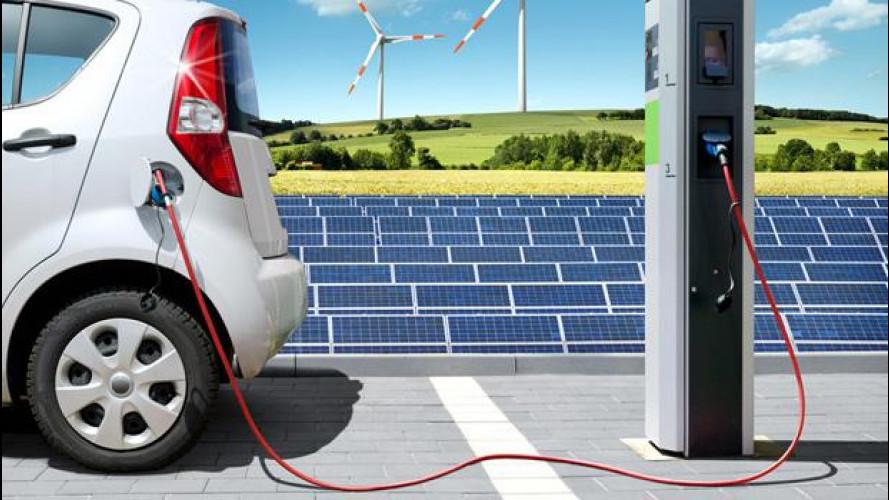 Legge di Stabilità: per la prima volta ci entra la ricarica delle auto elettriche