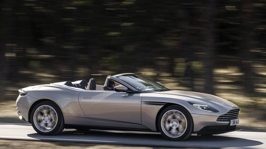 2018 Aston Martin DB11 Volante first drive: Two-faced, gentrified bruiser