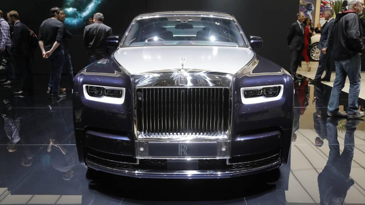 Rolls Royce al Salone di Ginevra 2018