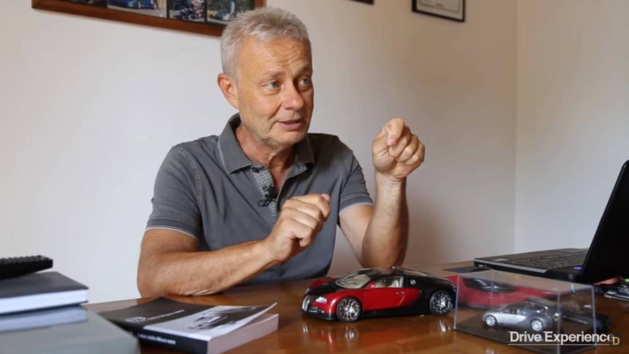 Bugatti test pilotu 400 km/s hızda gerçekleşen kazayı anlatıyor