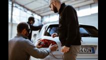 Peugeot 308 restyling, la prova al buio