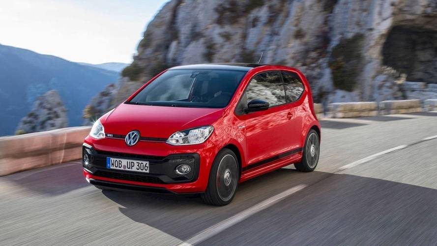 2018 Volkswagen Up GTI first drive: Fizzy, affordable fun