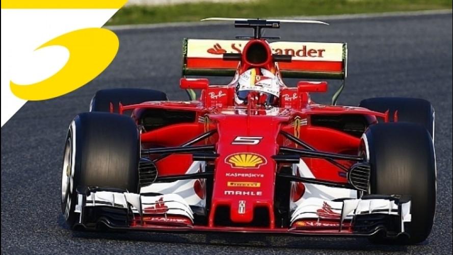 Formula 1, per Ferrari è silenzio stampa nei test di Barcellona