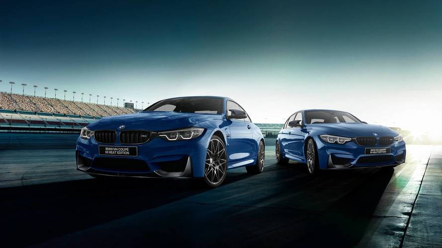 BMW Gives Series And MM The Special Edition Treatment - Bmw 3 series special edition
