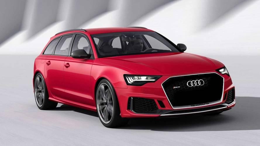 Yeni Audi RS6 650 bg güçle gelebilir
