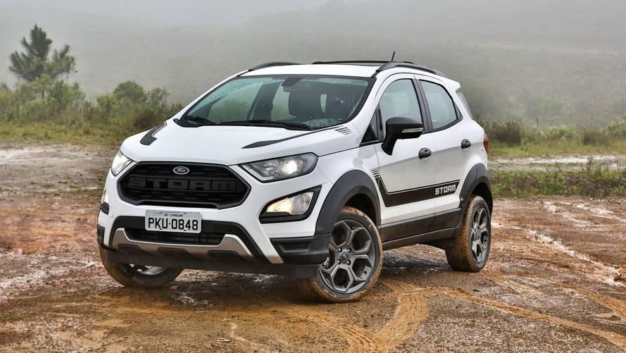 Ford e Mahindra se unem para desenvolver novos SUVs compacto e médio
