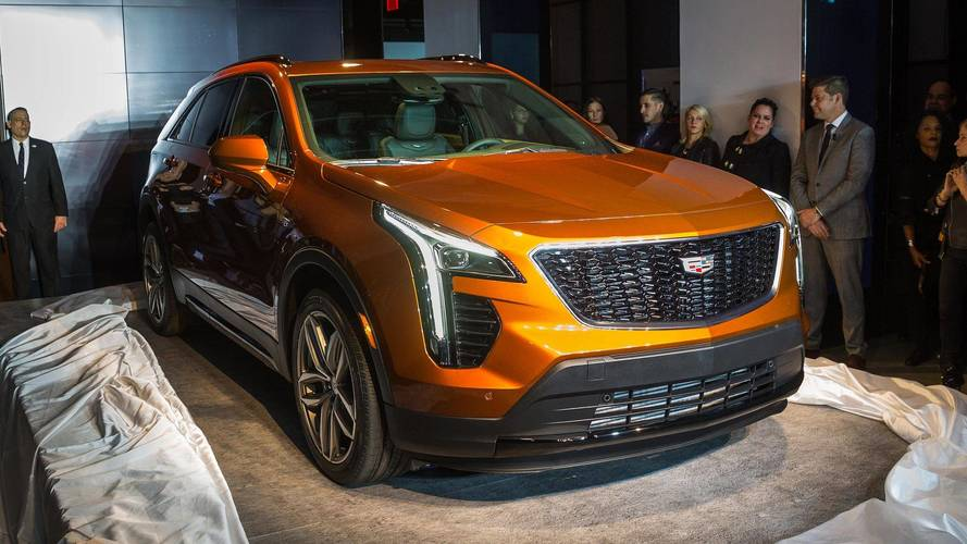 2019 cadillac xt4 is a smaller more affordable luxury suv. Black Bedroom Furniture Sets. Home Design Ideas
