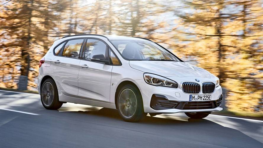 BMW 2 Series Active Tourer Gets The Mildest Of Facelifts