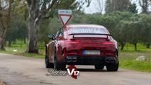 Mercedes-AMG GT Sedan Spy Photos