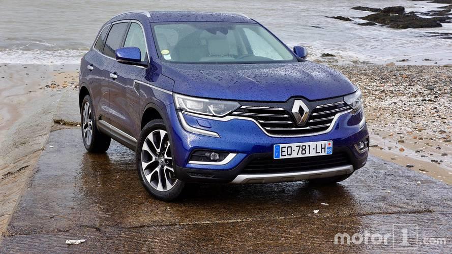 Essai Renault Koleos dCi 175 4x2 - Doucement mais sûrement