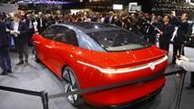 Volkswagen I.D. Vizzion Concept em Genebra