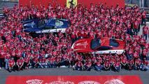 Ferrari Panamerican 20,000 Gets Underway