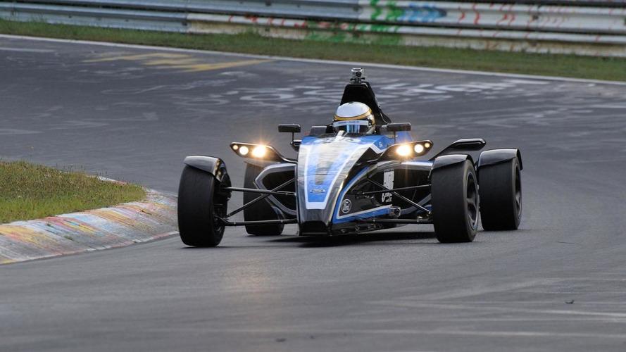 Street-legal Formula Ford under consideration - report