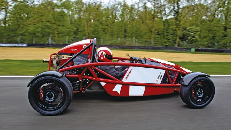 Ariel Atom to receive Honda hybrid tech