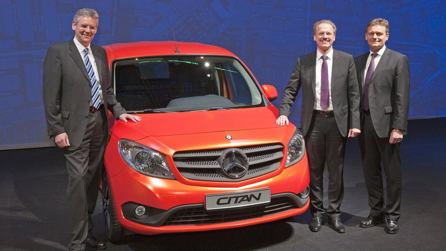 2014 Mercedes-Benz Citan revealed
