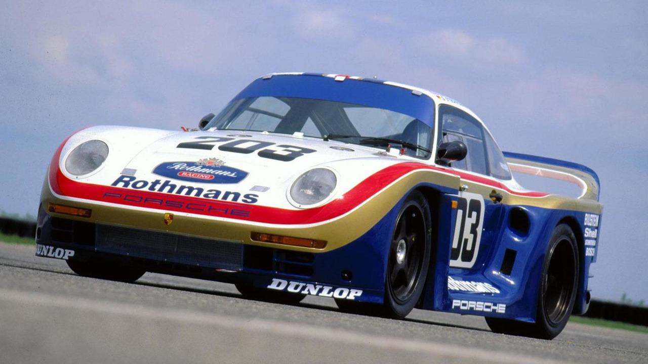 1987 Porsche 961 Le Mans