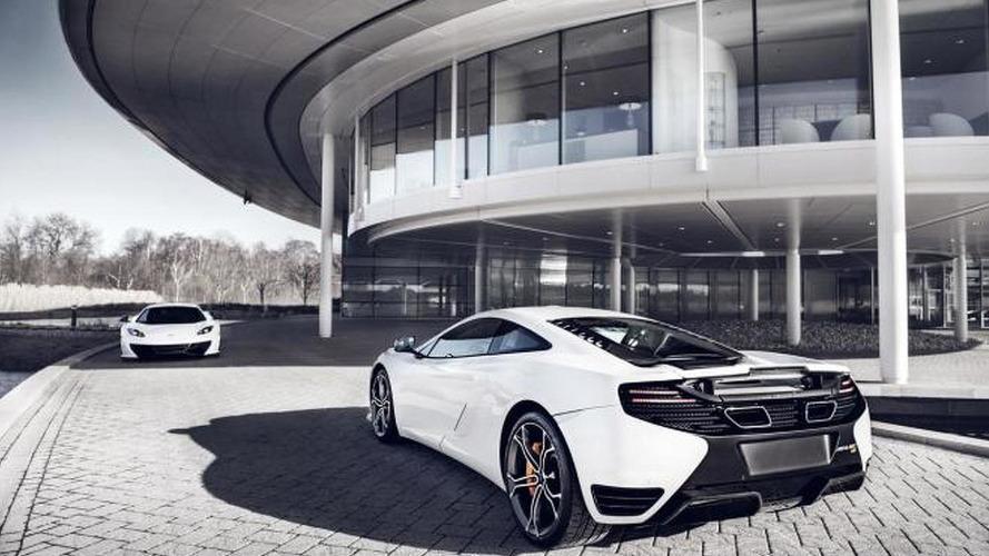 Honda reportedly not involved in McLaren's entry-level model