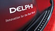 Delphi F1for3 concept live in Geneva 08.3.2012
