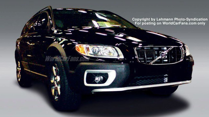 SPY PHOTOS: New Volvo XC70 Undisguised