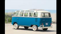 RM Auctions versteigert VW T1 Samba