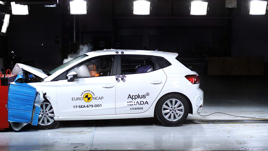 Seat Ibiza Is A New Euro NCAP Safety Star