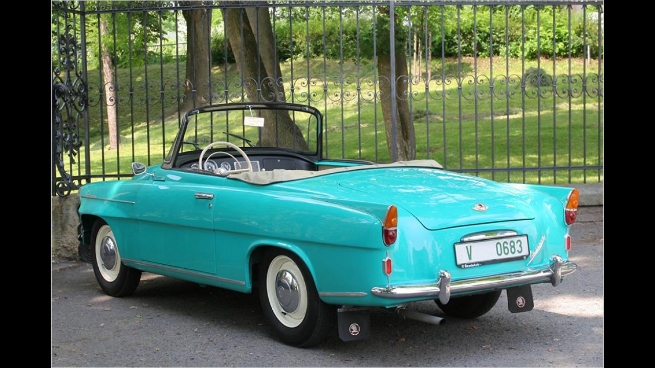 1961: Skoda Felicia