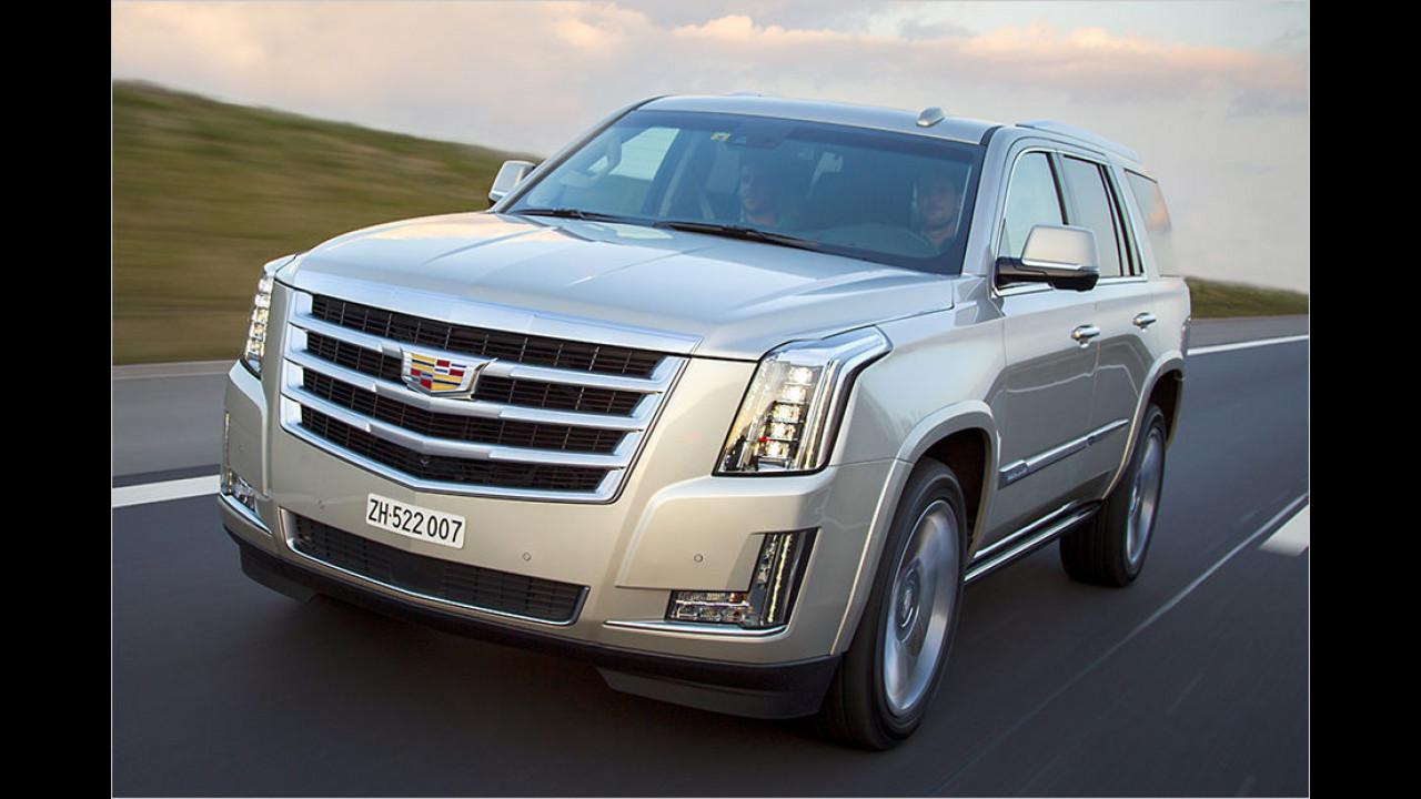 Große SUVs: Cadillac Escalade