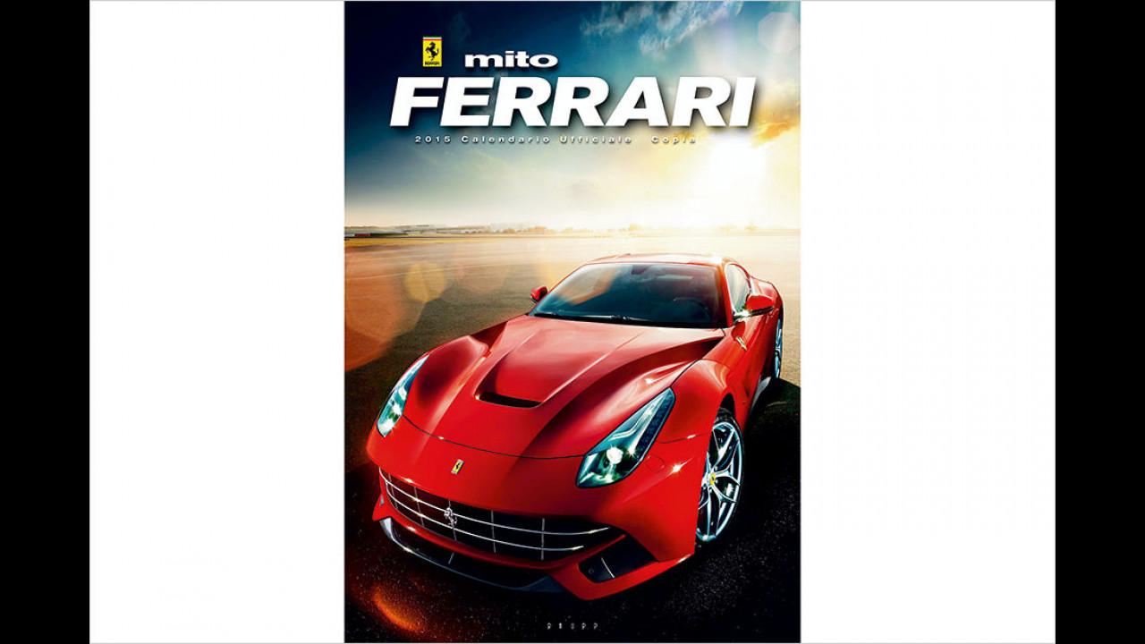 Mythos Ferrari 2015