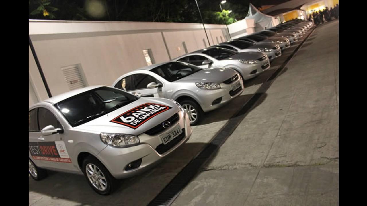 JAC Motors pode anunciar fábrica no Brasil nesta segunda-feira (01/08)
