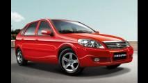 Chinês Lifan 520 chega em setembro com preço em torno de R$ 35 mil
