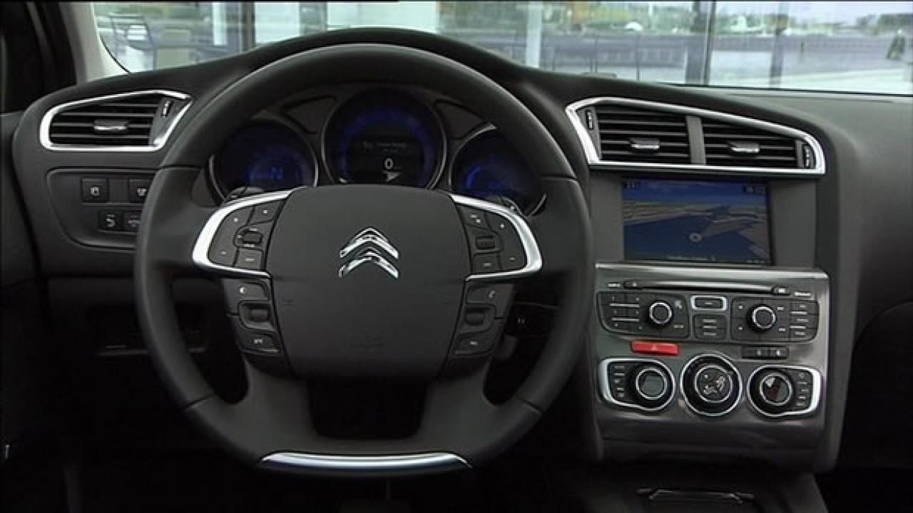 Citroën C4 hatch será reestilizado até o fim deste ano na Europa