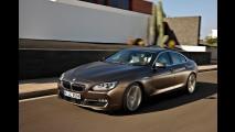 BMW revela oficialmente primeiros detalhes do Série 6 Gran Coupe - Veja fotos